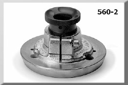 560-2 Adjustable Cup Mount (Candlestick)