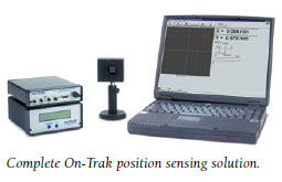 Complete On-trak position sensing solution.